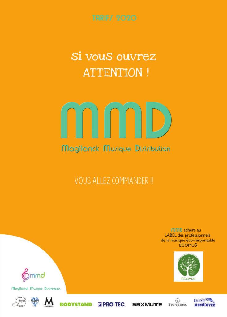 Catalogue Magilanck Musique Distribution